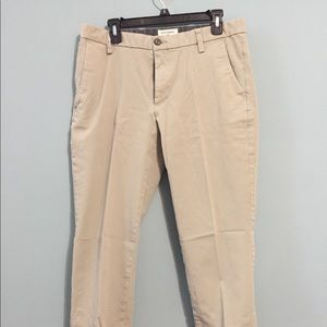 Dockers slim taper khaki pants